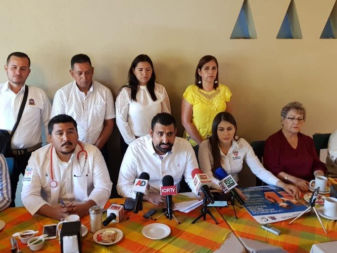 Rafael Mendoza Cuauhtémoc - Hay un caso sospechoso de Covid-19 en Cuauhtémoc; instalarán 12 puestos de control