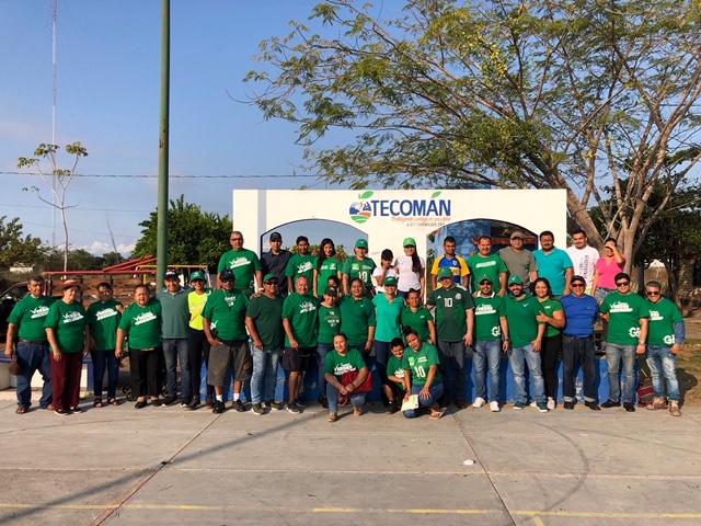 Virgilio en Tecomán - Renueva Virgilio Mendoza área pública en Tecomán