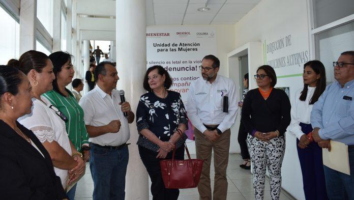 litigio mujer 696x393 - Felipe Cruz y el Gobernador ponen en marcha Unidad de Litigio Estratégico en bien de las mujeres - #Noticias