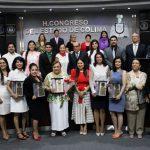 preseas a mujeres en Colima 150x150 - Congreso entregó Preseas a mujeres destacadas de la entidad - #Noticias