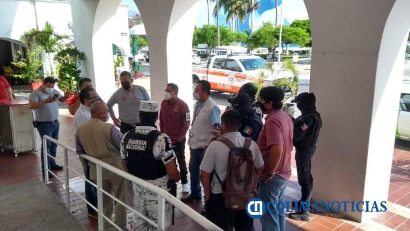 SGG 1 1024x576 - Aplican operativo sanitario conjunto en Manzanillo: SGG