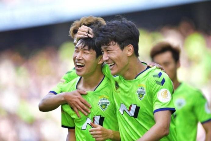 jugadores corea del sur
