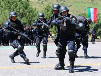 La Secretaría de Seguridad Pública y Protección Ciudadana ofrece empleo como policías a colimenses (2)