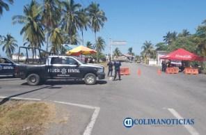 Policías estatales continúan recorriendo balnearios y sitios turísticos 3