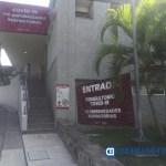 entrada consultorio covid