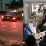 inundaciones tamaulipas y nuevo leon