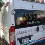 traslados ambulancia issste