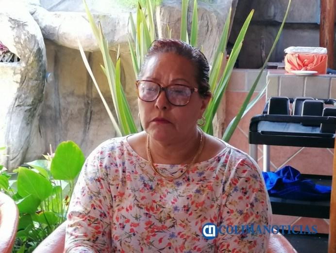 Blanca Alicia Mendoza