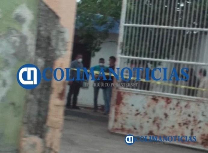 Localizan restos humanos en antigua cárcel municipal de Tecomán