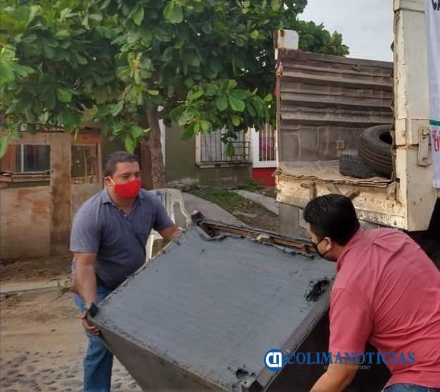 Retienen en el basurero municipal al delegado de movilidad Fernando Sepúlveda