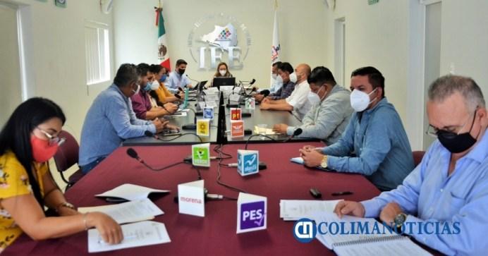 Aprueba IEE Colima ponderaciones del Servicio Profesional Electoral Nacional