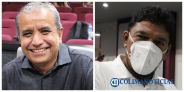 Los-diputados-Francisco-Rodriguez-Garcia-y-Rogelio-Salinas-