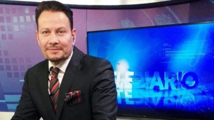 periodista Arturo Alba,