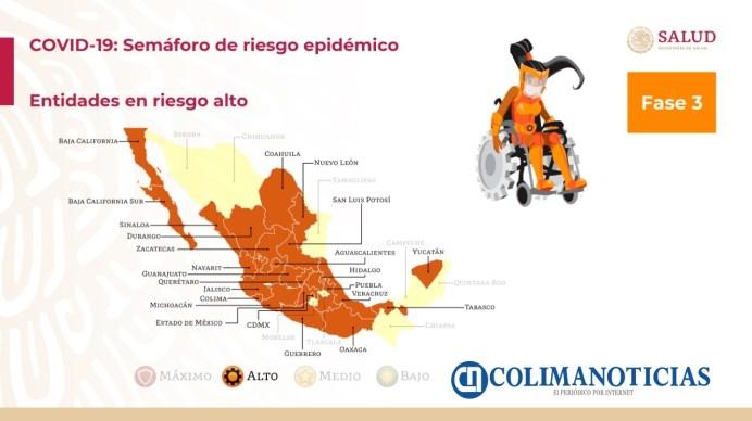 Mapa Epidemiológico Nacional
