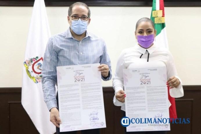 Gobernador anuncia convocatoria para Reconocimiento a Mujer Sororal 2021