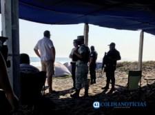 Guardia Nacional quita casas de campaña en playas - turismo