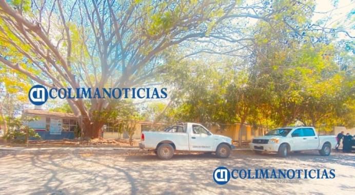 Roban cableado eléctrico de las oficinas del CONALEP en Tecomán