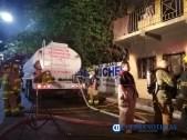 Cuantiosas pérdidas materiales dejan incendios en viviendas y automóviles9