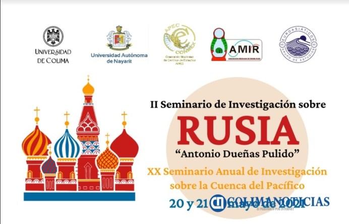 Invitan al seminario de investigación sobre Rusia