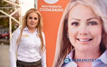Paty Alcaraz gestionará 100 millones de pesos para otorgar a los colimenses créditos a la confianza