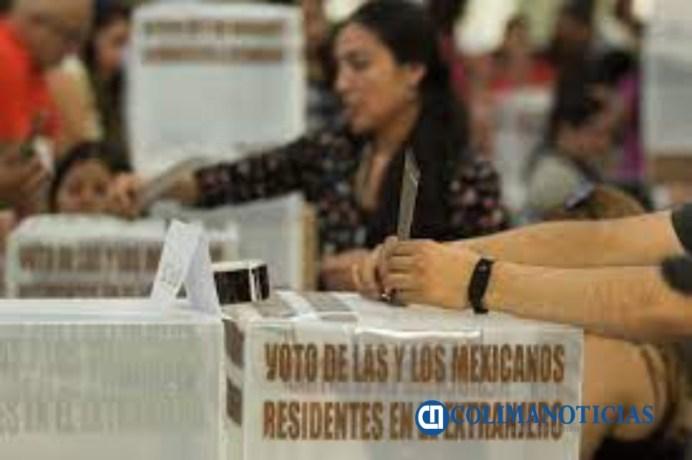 voto en el extranjero