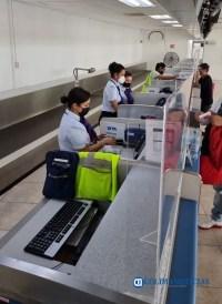 Aeropuerto Internacional Manzanillo-Costalegre, sin aire acondicionado6