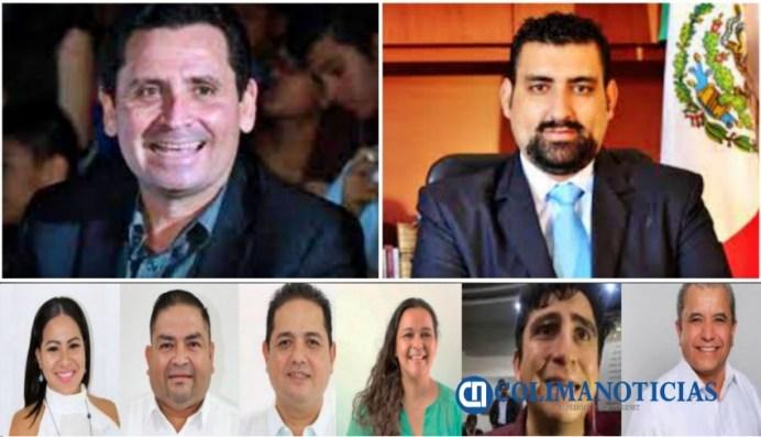 Alcaldes y diputados con licencia se reintegran a sus actividades