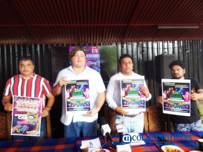 Anuncian la primera marcha gay en Tecomán