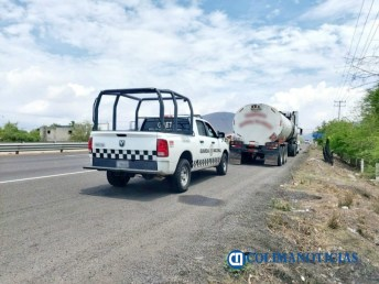 Aseguran Guardias Nacionales alrededor de 42 mil litros de combustóleo pesado