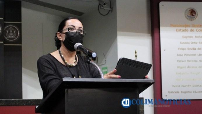 Claudia Aguirre pide garantizar recursos, a favor de bomberos