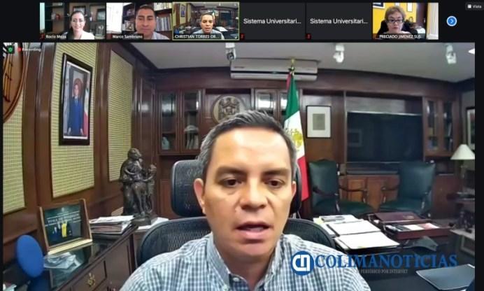 Inauguración del Foro Latinoamericano de Negocios 2021_Christian Torres Ortiz