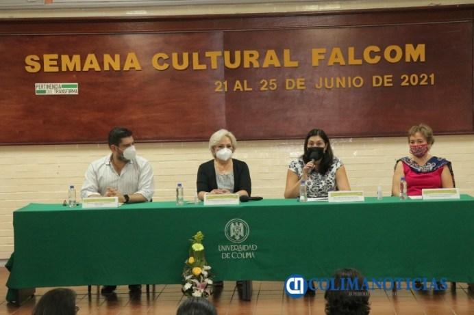 Inician festejos por el 41 aniversario de la FALCOM
