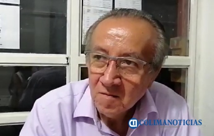 Juan Ramón Negrete periodista
