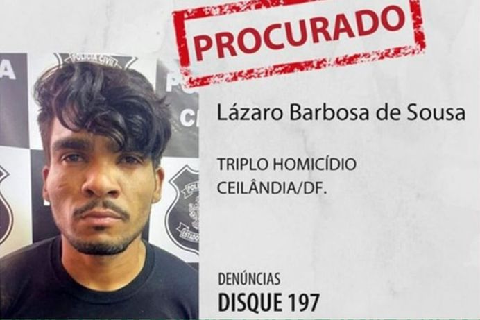Lázaro Barbosa