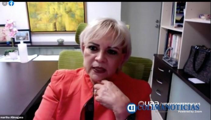 Mediación tecológica_Foro ANUIES_RCO_Martha Magaña