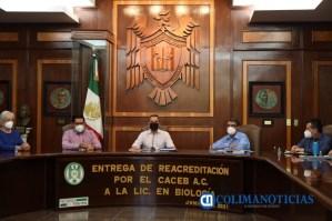 PRINCIPAL_Reacreditan Licenciatura en Biología de la UdeC