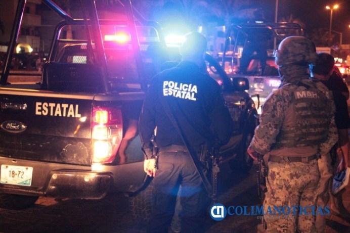 Policía Estatal SSP - ejercito
