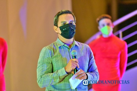 Presenta Univerdanza sus Paisajes transitables_Rector Christian Torres Ortiz