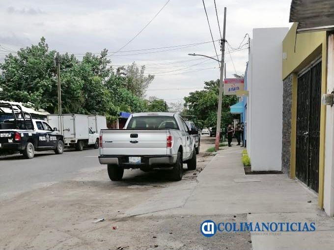 asalto en Tecoman