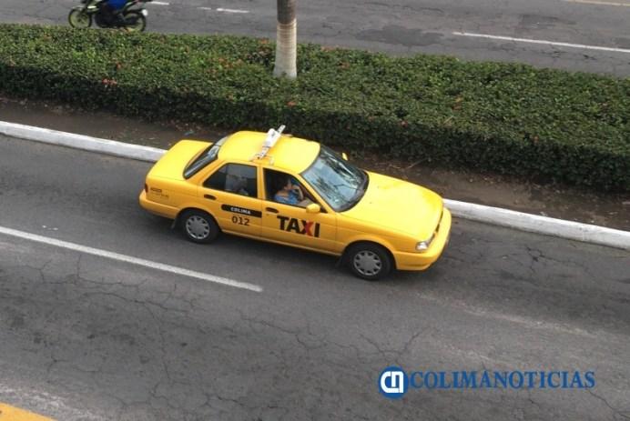 taxi colima