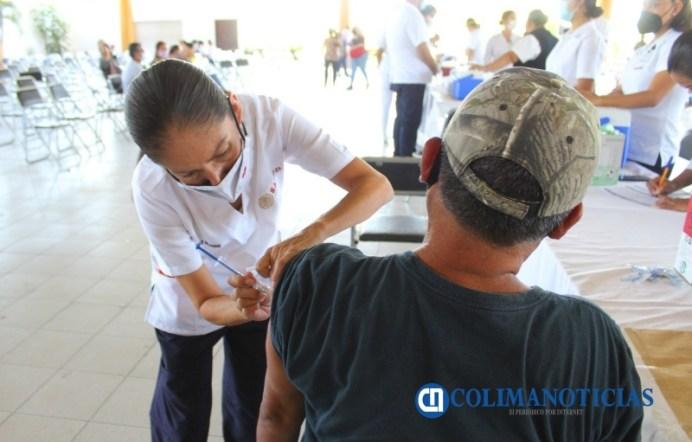 vacunacion covid colima