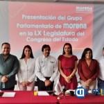 GRUPO PARLAMENTARIO DE LA SEXAGESIMA LEGISLATURA morena