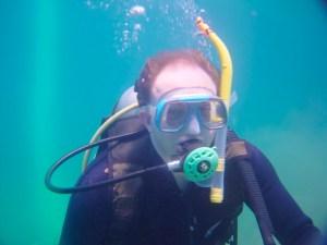 Diving, Limassol, Cyprus