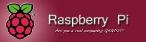 Raspberry Pi Banner