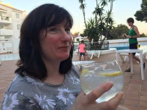 Anne and Gin, Menorca