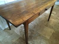 French farmhouse kitchen table in Furniture