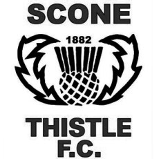 Scone Thistle Badge