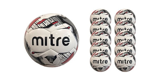 Mitre Technique – Bundle Of 10