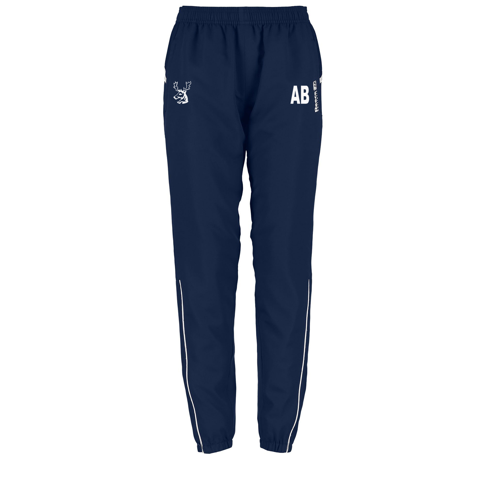 pants-ladies-navy-initials