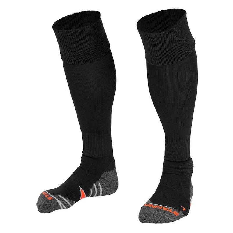 Dunfermline Uni Sock Black